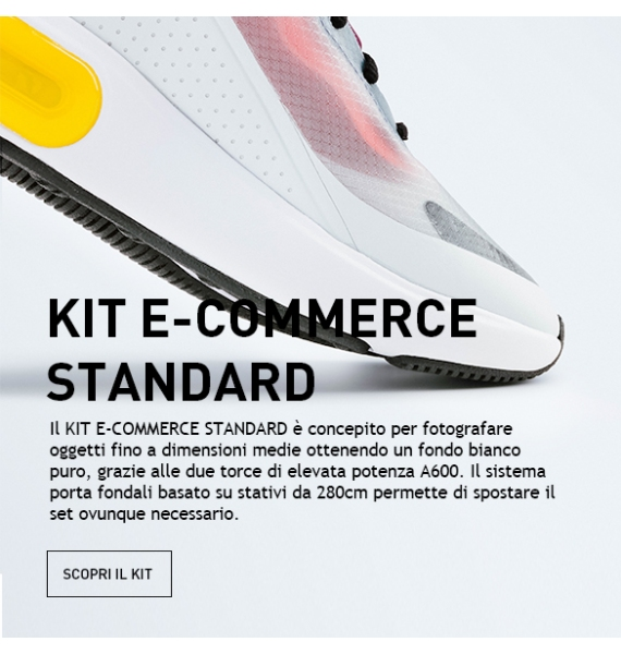 KIT E-COMMERCE STANDARD