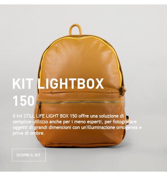 KIT STILL LIFE LIGHT BOX 150