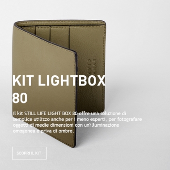 KIT STILL LIFE LIGHT BOX 80