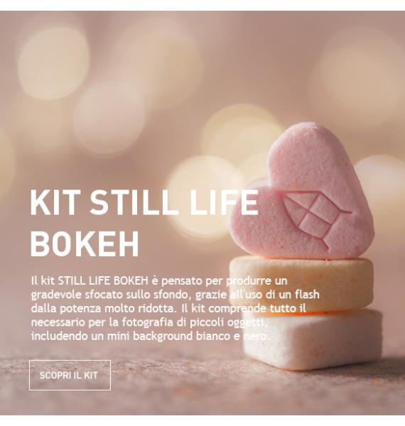 KIT STILL LIFE BOKEH
