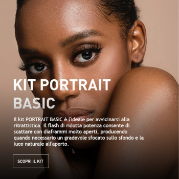 KIT STUDIO PORTRAIT BASIC