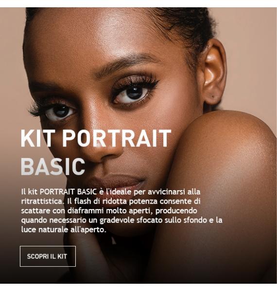 KIT STUDIO PORTRAIT BASIC