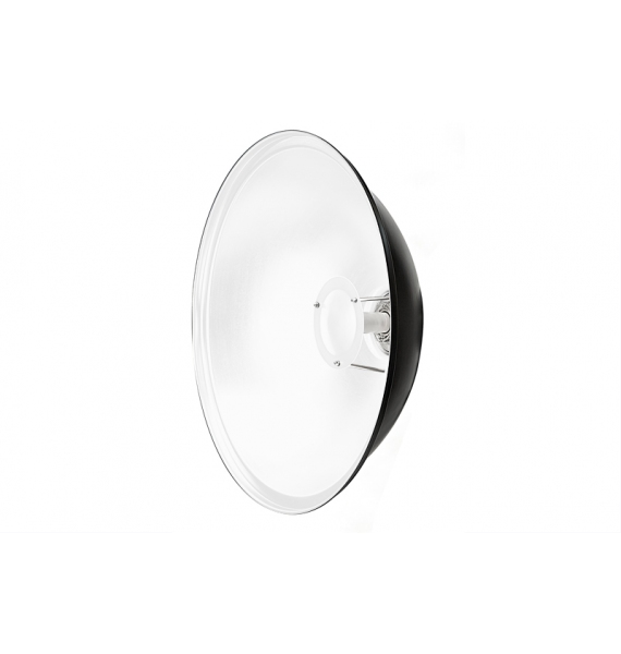 Beauty Dish White 55cm + HoneyComb