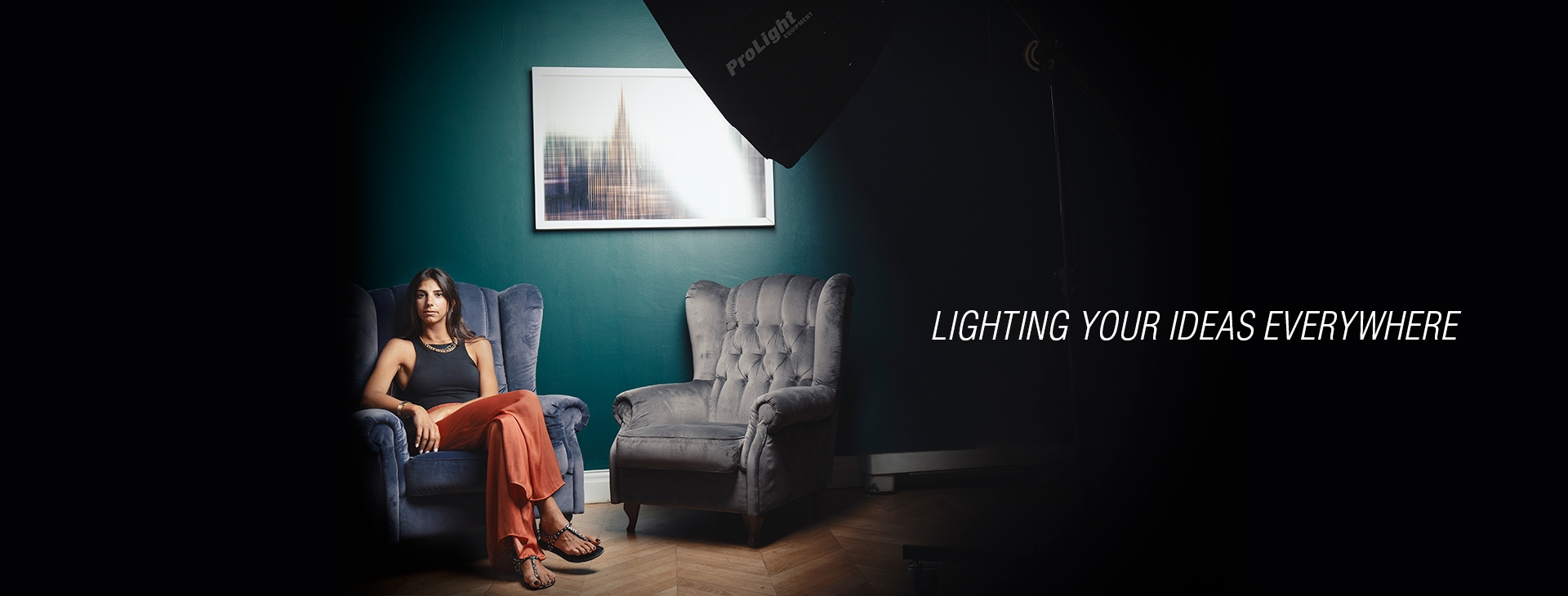 LIGHTING YOUR IDEAS EVERYWHERE
