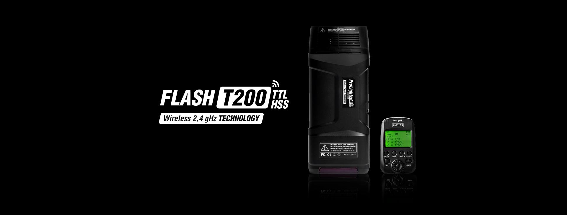 Flash T200